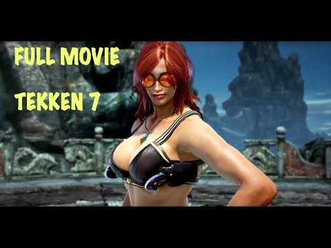 Tekken 7 Full Movie - Full Story - HD - Includes After Credit Secret Scene - All characters endings