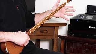 Setar for beginners lesson 12