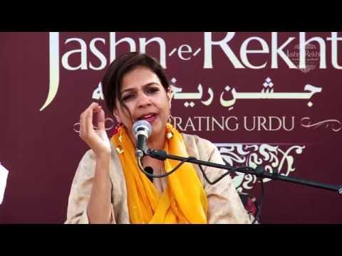 Jashn-e-Rekhta 2016: Lo Phir Basant Aayi by Rene Singh