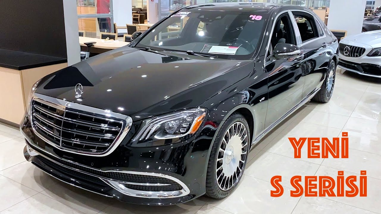 Amerika'da Araba Fiyatları: Mercedes 2021 | Yeni S Serisi