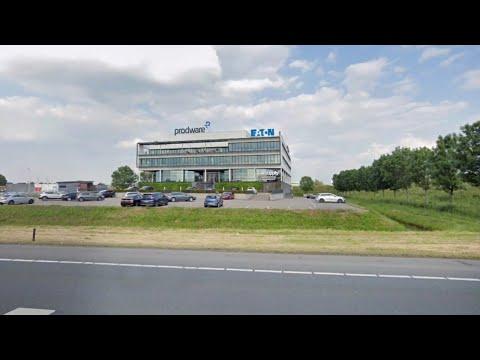 Nieuwe vestiging Eaton Zaltbommel direct aan de A2!