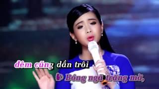 [Karaoke - Beat] Chờ Nhau Cuối Con Đường - Thiên Quang ft Quỳnh Trang