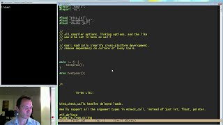 Demo: Base language, compile-time execution