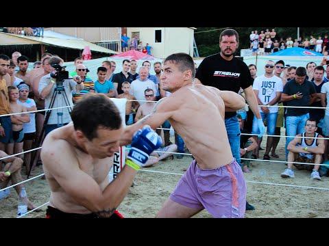 Ульяновская СТРЕЛКА  Пафик против Кабачка