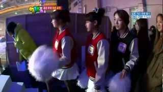 [110320] Jiyeon - IU - Yoo In Na Performance Cut @ Heroes Ep 34