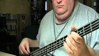 Sade Smooth Operator Bass Cover