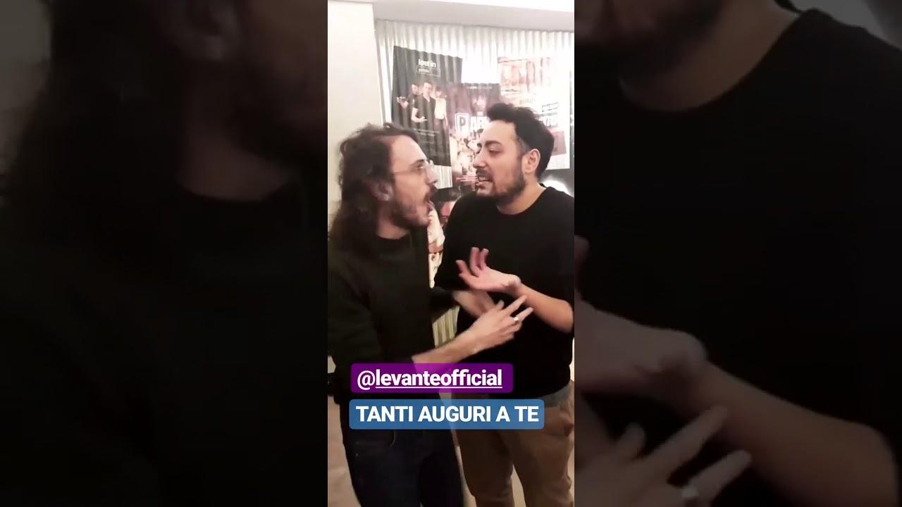 The Jackal: Tanti auguri a Ciro Priello feat. Levante Parte 2 - YouTube
