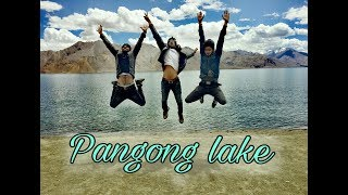 PANGONG LAKE || Leh - Ladakh || Day-6&7 #HD