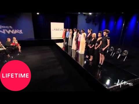 Project Runway: Challenge Winner Interview (S9, E11) | Lifetime