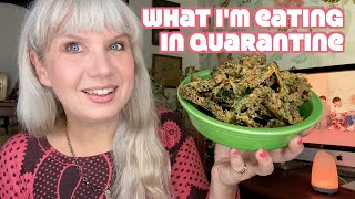 What I'm Eating in Quarantine: Food Shopping + Cooking