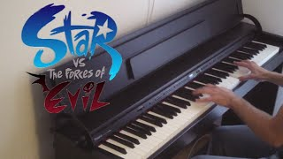 Star vs. the Forces of Evil - Theme / Blood Moon Waltz - Piano