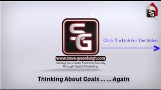 Helping You Create Financial Security .. Do Not Forget The Goals - Again