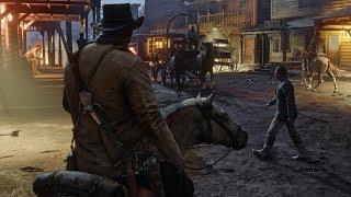 Ekipa specjalnej troski (02) Red Dead Redemption 2 Online