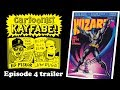 Cartoonist Kayfabe Episode 4 trailer, Spawn's first printed appearance!