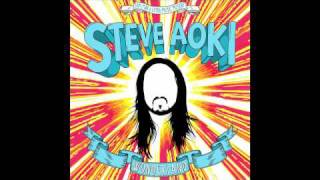 [3.08 MB] Steve Aoki feat Sick Boy with ... - The Kids Will Have Their Say (Cover Art)