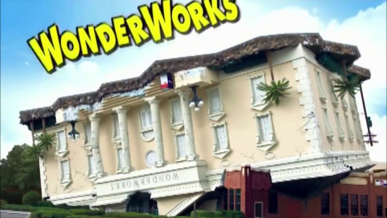 wonderworks orlando youtube. Black Bedroom Furniture Sets. Home Design Ideas