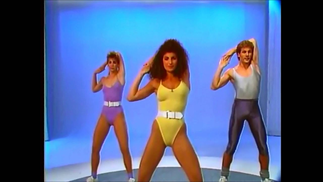Erotic aerobic videos — img 6