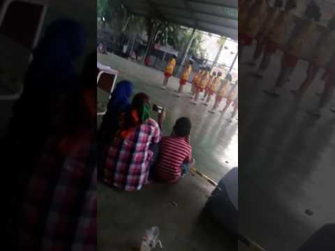 Paskibra SMPN 9 Surabaya Juara 2 @SMKN_5_peleton_8