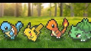 Pokémon Go 8-BIT GRAPHICS - 1st April 2018 - April fool's