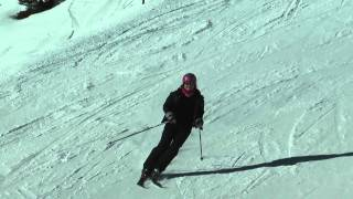 Zell 20101226 Lucie Stepankova Ski