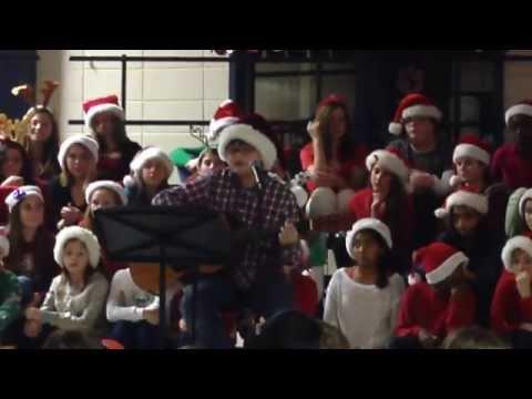 6th Grade Rotunda Concert at North Forsyth Middle school