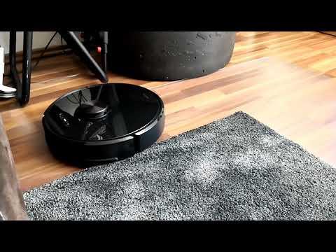 xiaomi-roborock-s6-hates-my-carpet...-test-grey-dark-carpet-teppich