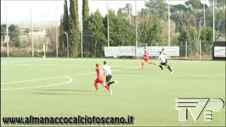 Serie D Girone E Monterosi-Flaminia 2-2