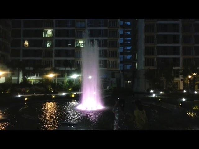 Nhạc nước Saigon Airport Plaza - HCM -  Fur Elise