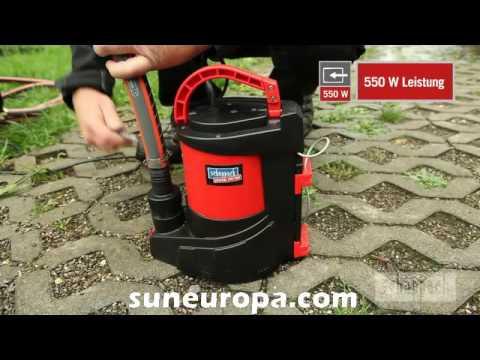 Потопяема помпа за мръсна вода SP550-LL, 550W