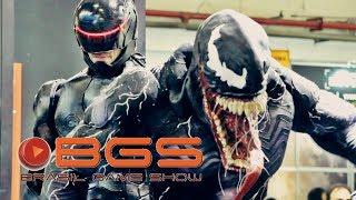 BGS 2018 | Brasil Game Show | Michel Oliveira