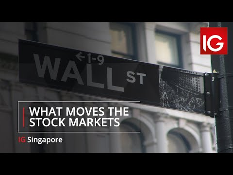 What Moves The Stock Markets?