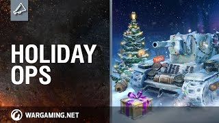 World of Tanks - Holiday Ops