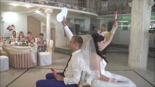 Прикольный конкурс на свадьбу