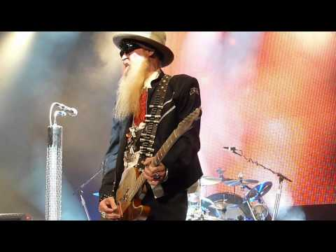 ZZ TOP - Thunderbird - Paris 2012