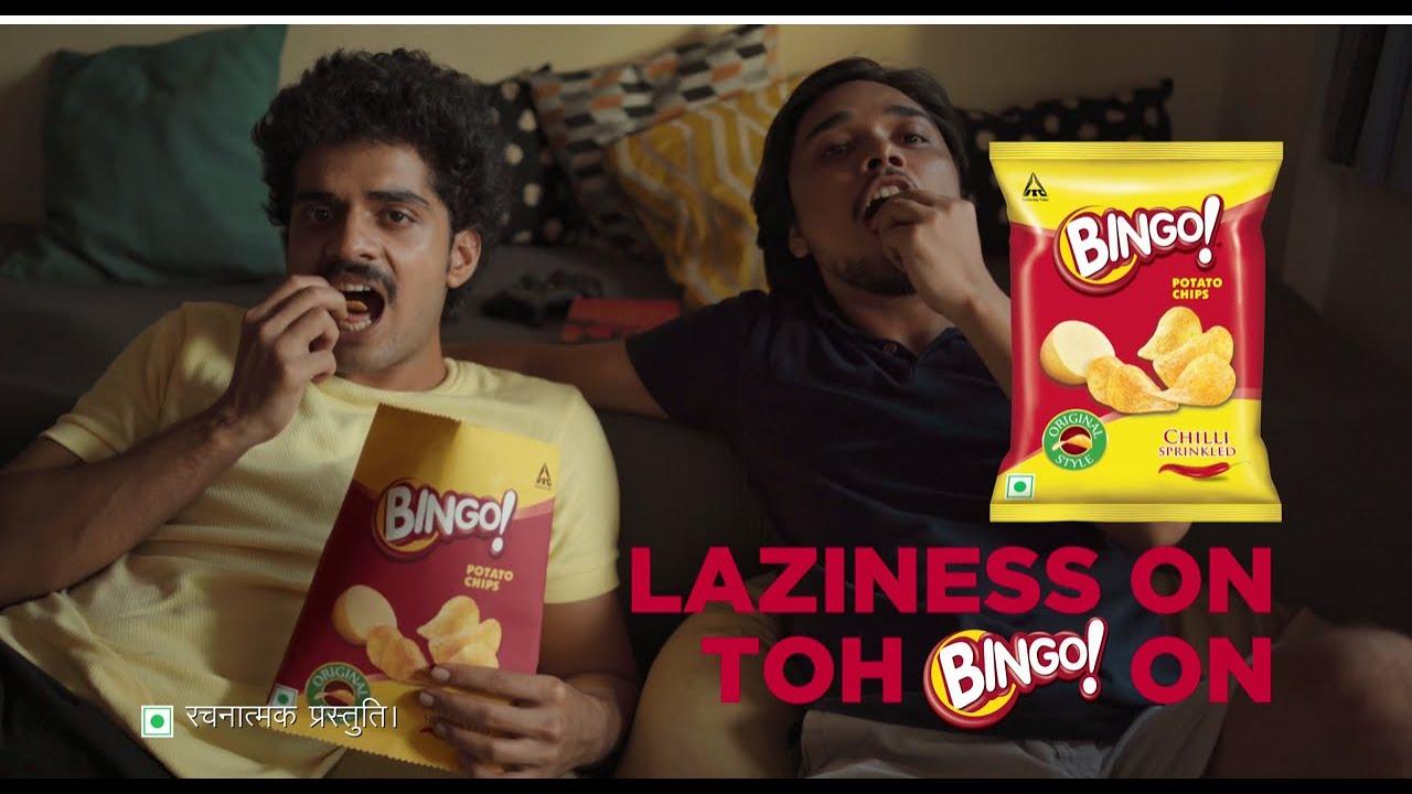 Laziness on, Bingo! On