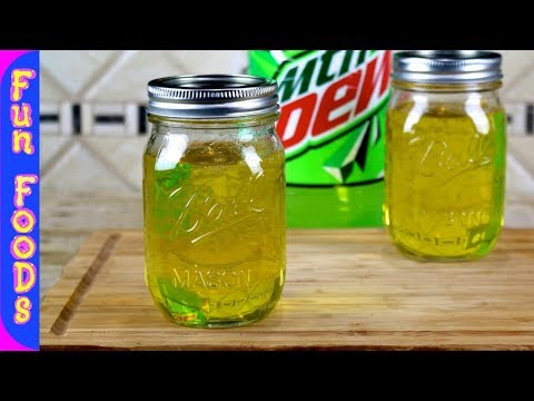 Mountain Dew Jelly | How to Make Homemade Jam