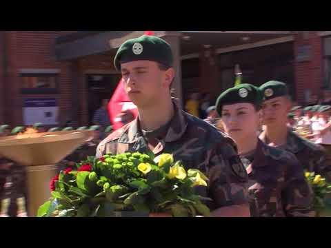 Patriotinis-sportinis renginys Lietuvos partizanų pagerbimo šventė