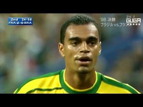Brazil vs France 0-3 World Cup Final 1998 HD Full Highlights