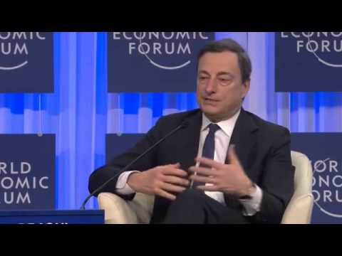 Challenge of English-Mario Draghi Vs Matteo Renzi