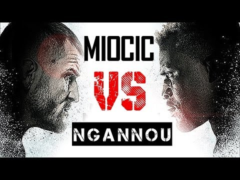 STIPE MIOCIC VS FRANCIS NGANNOU (HD) 'GIANTS'  PROMO, UFC 220, TITLEFIGHT, MMA, DANA WHITE