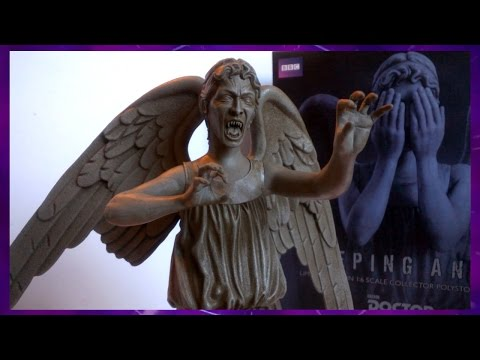 Doctor Who Big Chief Studios 1:6 Scale: Weeping Angel (Signature Edition) Review ᴴᴰ