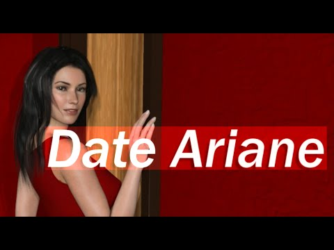 I SWEAR I'M NOT CREEPIN' - Date Ariane