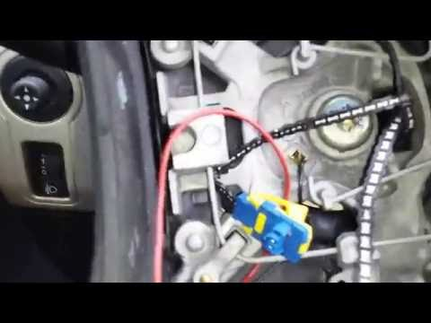 Citroen C5 Airbag Wiring Diagram Manual Changeover Switch Como Desmontar Patner | Funnycat.tv