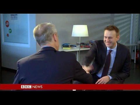 HARDtalk Alexey Navalny