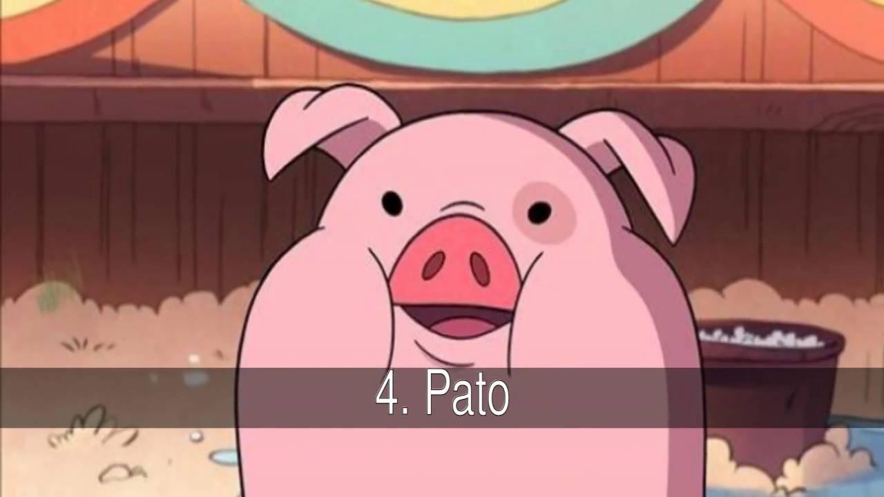 Pato Gravity Falls Wallpaper Personajes De Gravity Falls Youtube