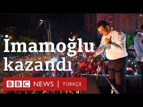 23 Haziran: İmamoğlu'nun zaferi ve kutlamalar