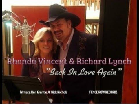Rhonda Vincent & Richard Lynch  Back In Love Again