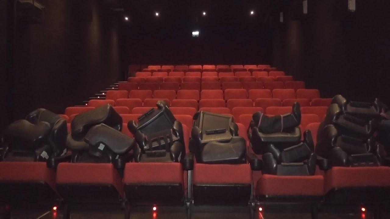 No habrá cine hasta el 2022 en Río Gallegos