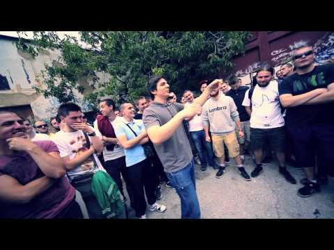 Rap Skillz - Rap Battle - Spit VS Tifin