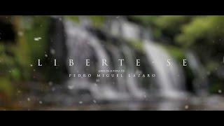 capa de Liberte se de Pedro Miguel Lázaro